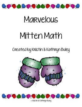 Marvelous Mittens: Problem Solving Strategies with The Com