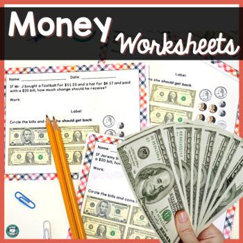 Marvelous Money - Making Purchases, Making Change