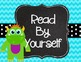 Marvelous Monsters Literacy Signs
