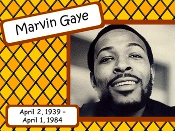 Marvin Gaye: Musician in the Spotlight