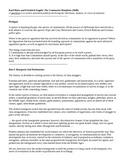 Marx - Communist Manifesto - Primary Source DBQs & Discussion