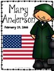 Mary Anderson: Biography Research Bundle {Report, Trifold,