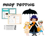 Mary Poppins activity pack