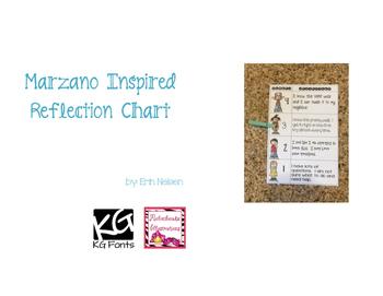 Marzano Inspired Self Tracker