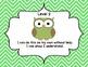 Marzano Levels of Understanding - owls