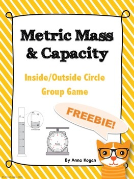 Mass and Capacity Inside/Outside Circle