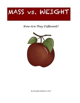 Mass vs Weight: How are They Different?