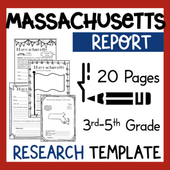 Massachusetts State Research Report Project Template  bonu