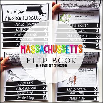 Massachusetts State Flipbook