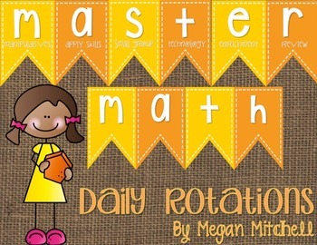Master Math Signs & Rotations
