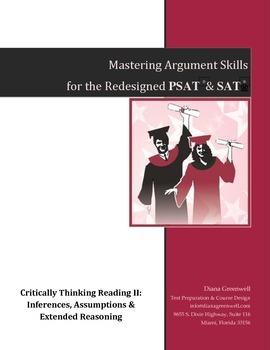 Mastering Argument Skills for Redesigned SAT & PSAT, Criti