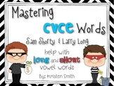 Mastering CVCe words with Sam Shorty and Larry Long