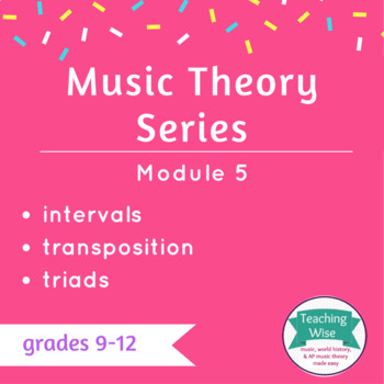 Mastering Notation Unit - Class 9
