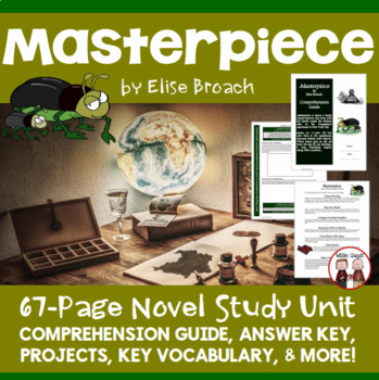 Masterpiece Novel Unit