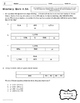 Mastery Quiz 4.5A: Multi-Step Strip Diagrams & Equations {