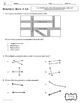 Mastery Quiz 4.6A: Points, Angles & Parallel & Perpendicul