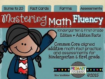 Mastering Math Fluency (Addition)