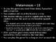 Matamoscas (Realidades I - 1B)