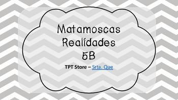 Matamoscas (Realidades I - 5B)