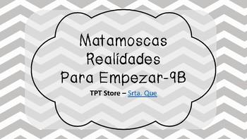 Matamoscas (Realidades I - Para Empezar - 9B)