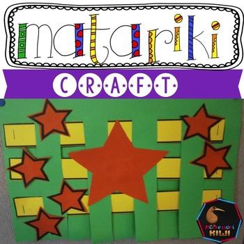 Matariki Craft FREE