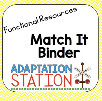 Match It Binders!