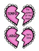 Match My Speeding Heart! Matching Game to Review Tempo