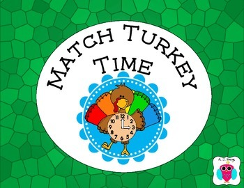 Match Turkey Time