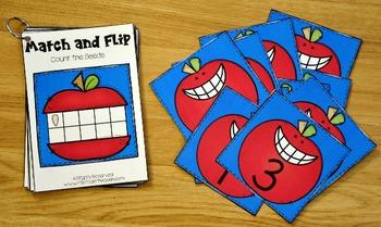 Match and Flip Books Bundle I