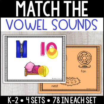 Match the Vowel Sounds