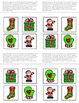 Matching Folder Game: Simple Christmas Icons for Early Chi