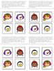 Matching Folder Game: Simple Winter Icons for Early Childh