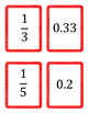 Understanding Fractions and Their Equivalent Decimals: Mat