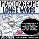 Matching Game (Long E)