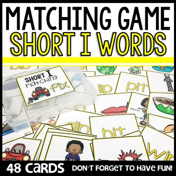 Matching (Short i)