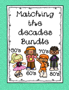 Matching the Decades Bundle #1