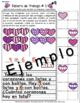 Matemáticas en Febrero:  Resolviendo Problemas en Cuentos