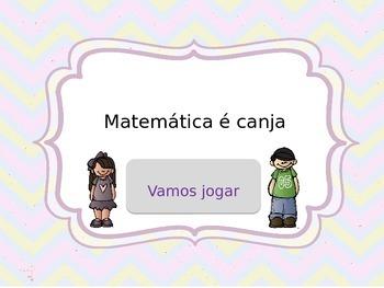Matemática para a vida, alunos CEI - Jogo