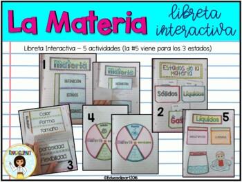 Materia - libreta interactiva
