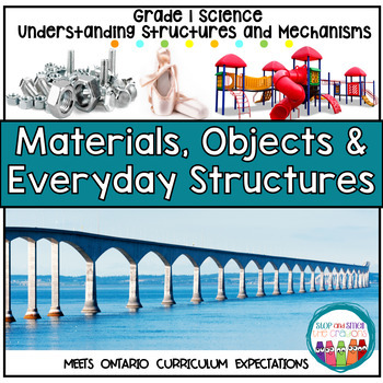 Materials, Objects and Everyday Structures