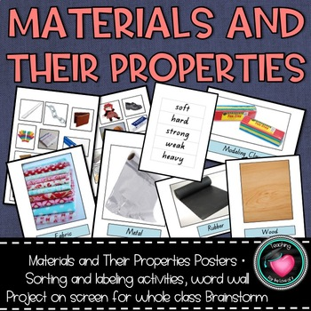 Materials and their Properties bundle