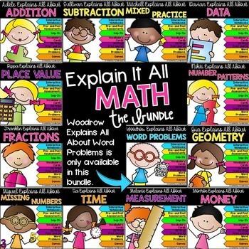 Marvelous Math Bundle