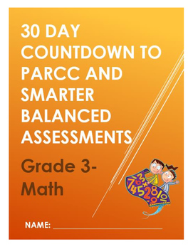 Math- 30 Day Countdown to PARCC and Smarter Balanced Asses