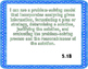 Math 5th grade I can TEKS Statements; Green and blue