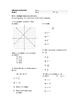 Math 8 Midyear Assessment