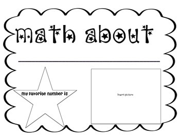 Math About Me Project