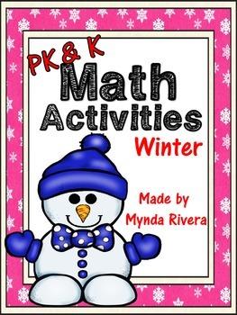 Math Activities-Winter