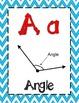 Math Alphabet 3rd Grade STAAR