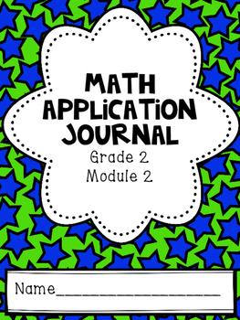 Math Application Journal - Module 2 - 2nd Grade