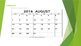 Math Bellwork Problem of the Day 2016 Calendar Video Hooks